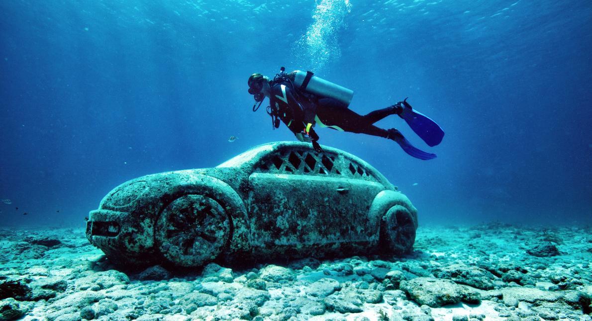 水下當代藝術博物館