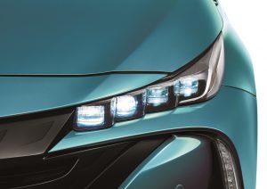 Prius PHV 車燈_FA-1