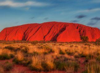 烏魯魯岩-澳洲