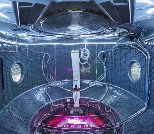 SpaceX正在對天龍號載人太空船的生命維持系統進行測試。圖片來源:SpaceX