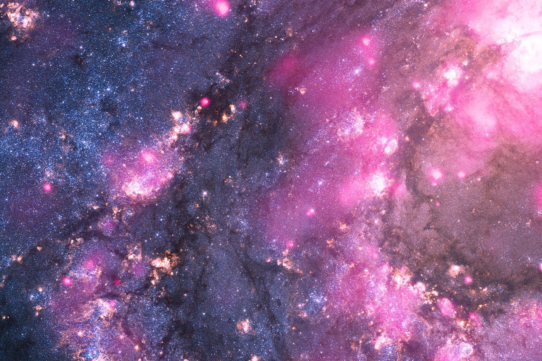 黑洞與宿主星系