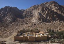 埃及修道院發現手抄本