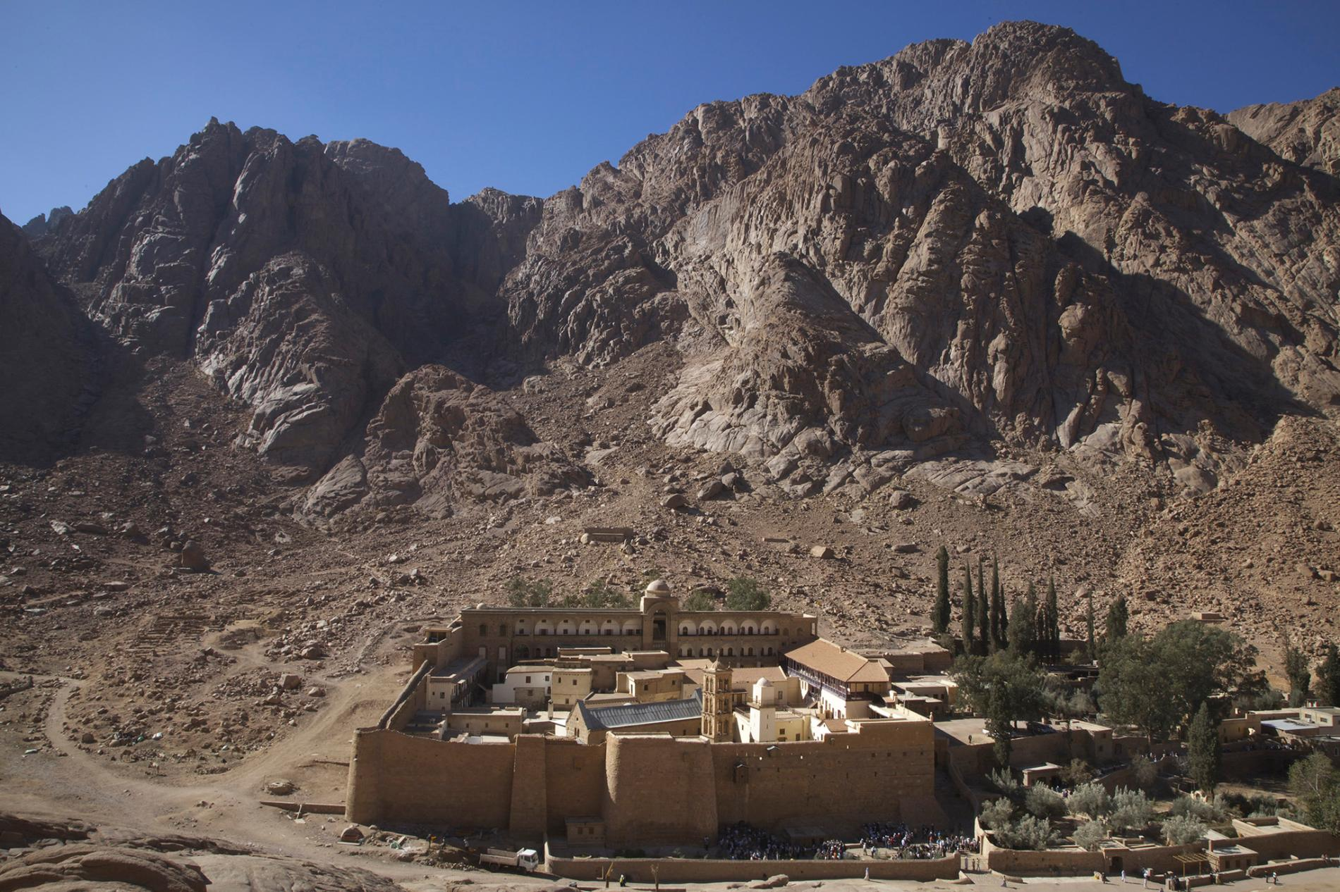 埃及修道院