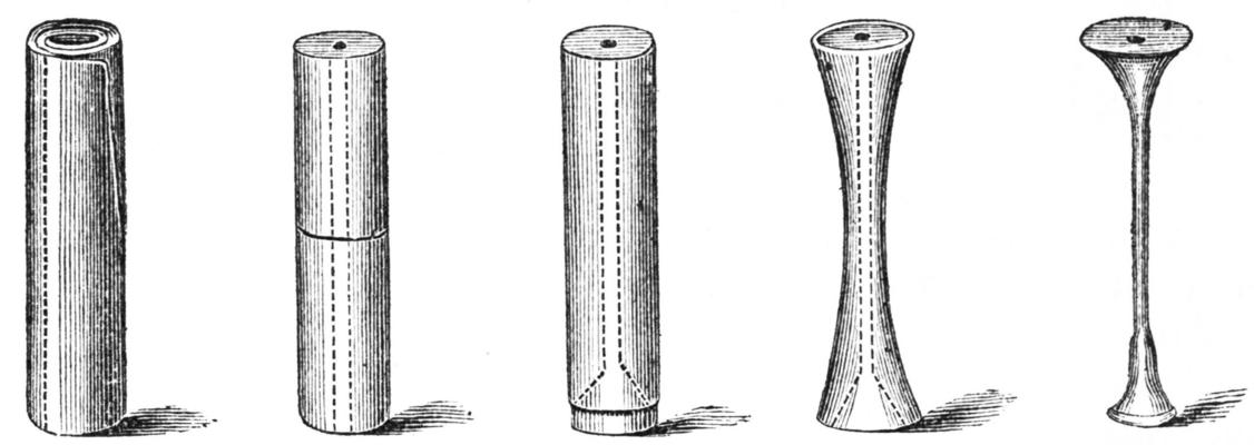 聽診器的設計在這200年中確實在演進,不過整體變化並不大。圖片來源:wikimedia commons