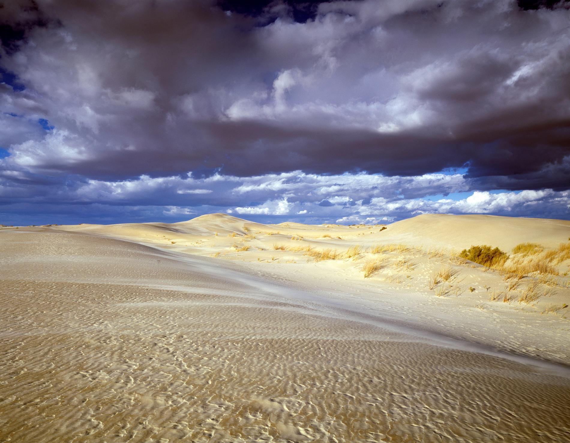 內布拉斯的荒絕沙丘