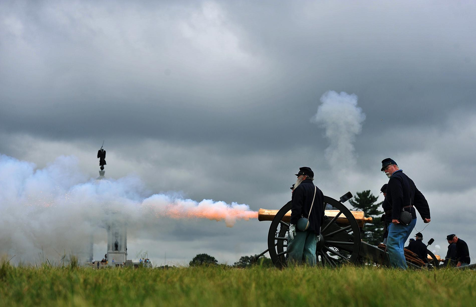 南北戰爭古戰場