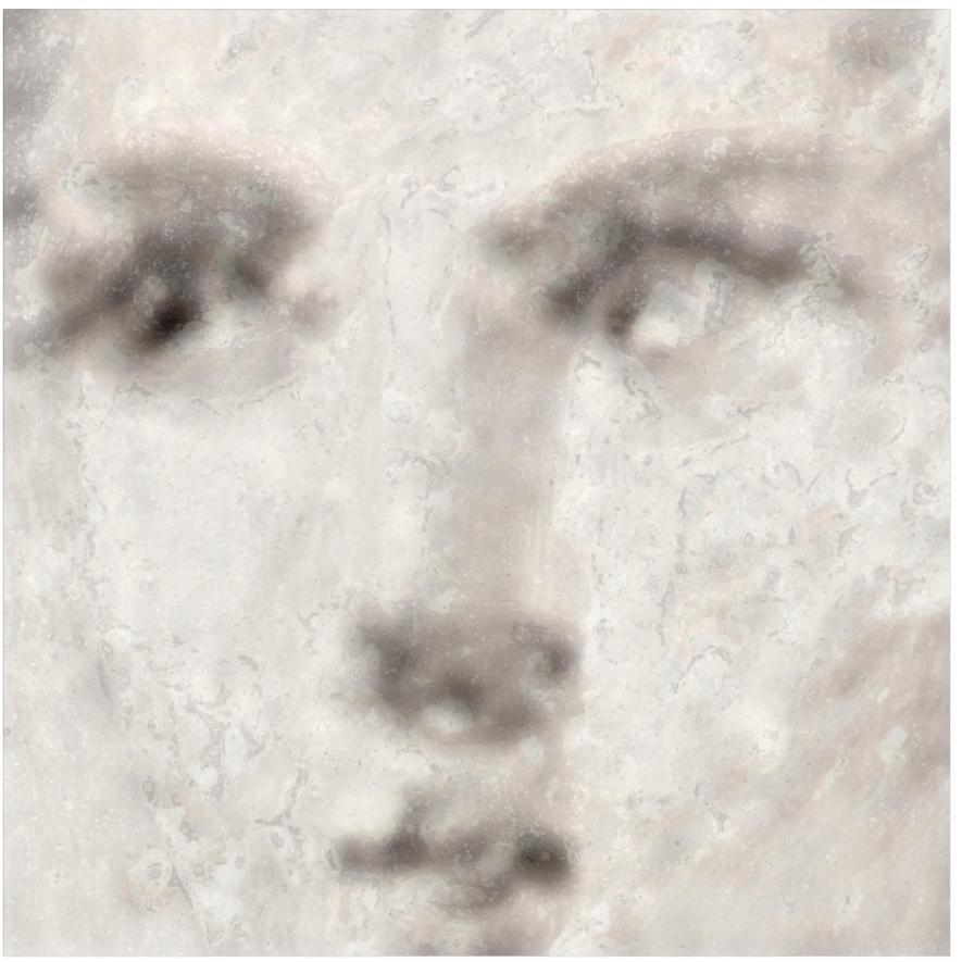 羅馬女性肖像畫細節