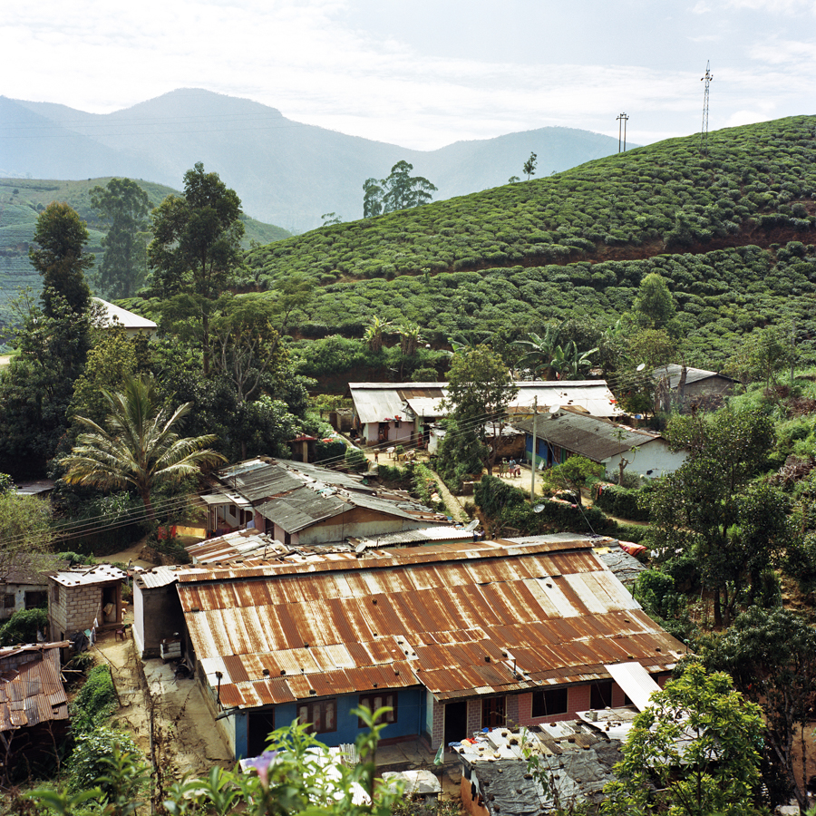 "Dec. 5 2016 - Houses, also known as ""line rooms,"" are seen on the Alton estate in the Nuwara Eliya district of Sri Lanka. These two room, barrack style homes were built over a century ago during British rule and continue to house plantation workers often across generations. It is estimated that more than 800,000 people are living on plantations across Sri Lanka."
