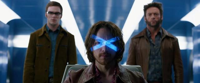 X教授的視網膜數據就不止一次被盜。圖片來源:電影《X戰警:未來昔日》