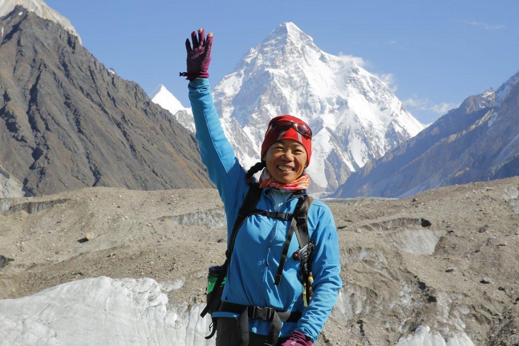 世界第二高峰k2基地營健行-