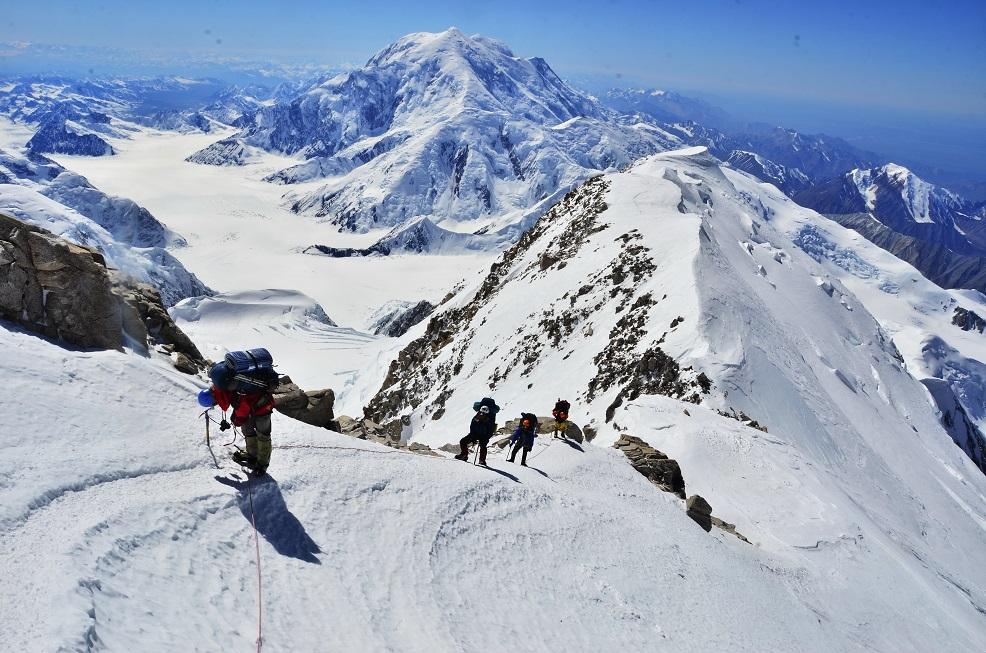 北美最高峰-Denali-