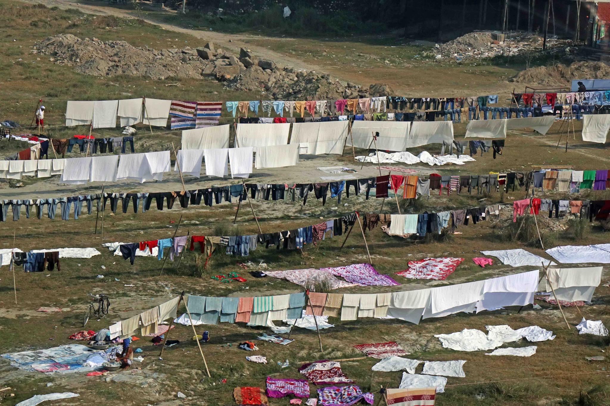尼泊爾 公路風情