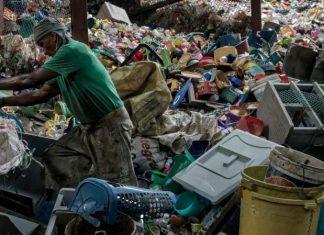 菲律賓垃圾場